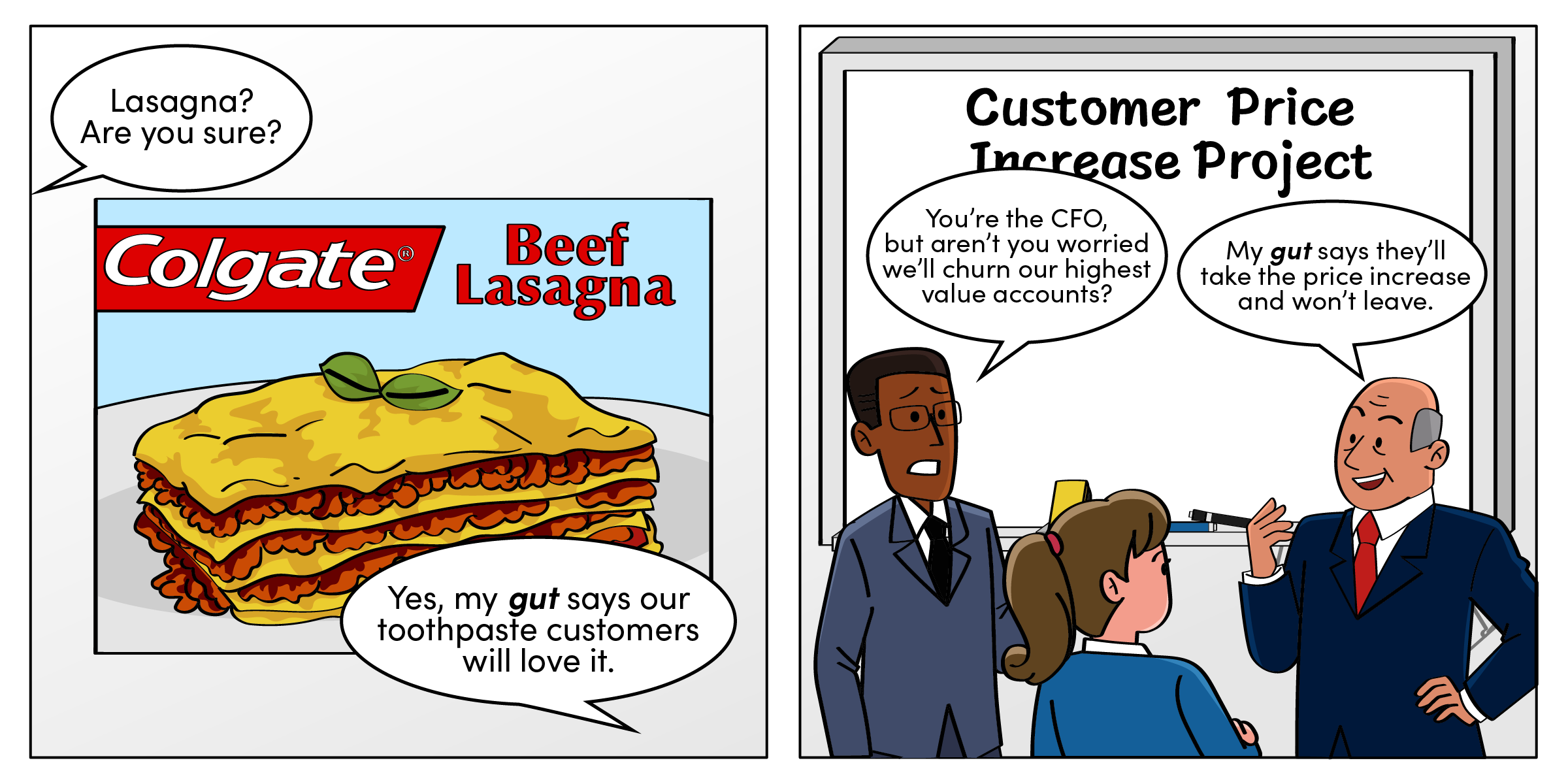 stop gut pricing colgate
